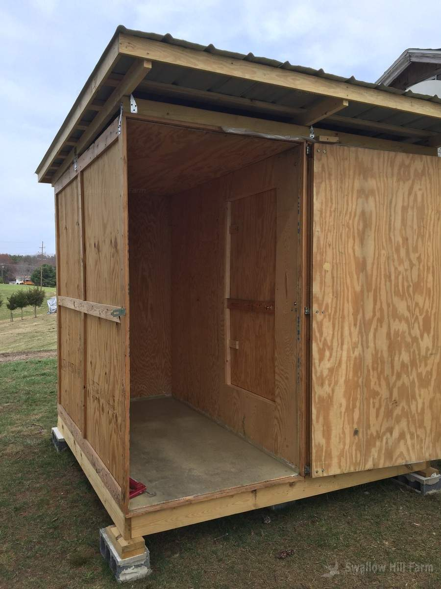 Chicken Brooder For Pastured Poultry